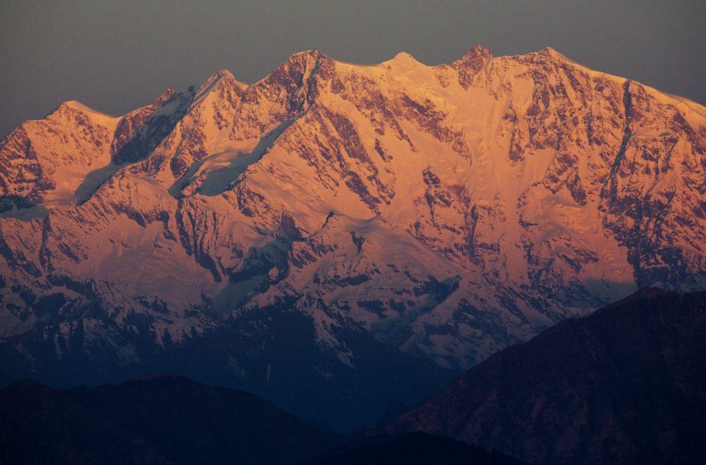 Monte Rosa una montagna di passione