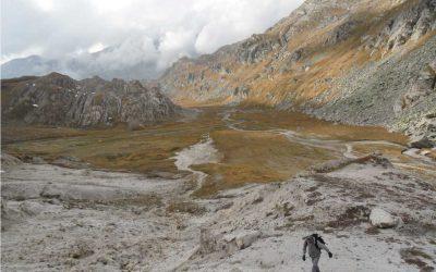 Greina: La tundra tra Ticino e Grigioni