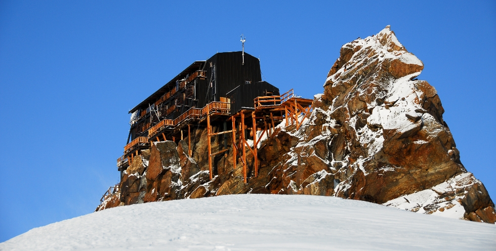 Monte Rosa — Proposta alpinistica