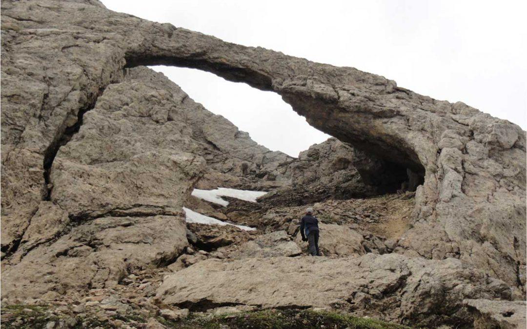 Trekking alpino — Greina Alta