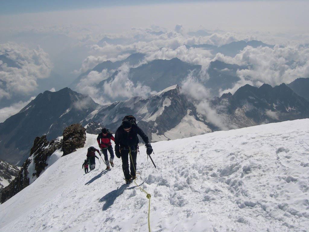Alpinismo | Corda Tesa